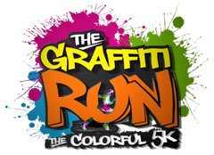The Graffiti Run Logo