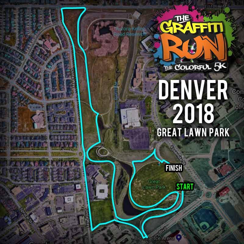 Denver Course Map